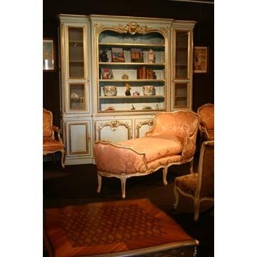 Biblioth que meuble franceameublement plateforme for Differents styles de meubles